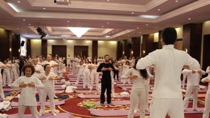 Yoga Ve Plates'in De Adresi Tepebaşı Su Sporları