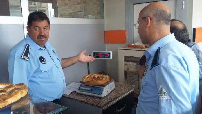 Kartepe Zabıtası'ndan Fırınlara Ramazan Denetimi
