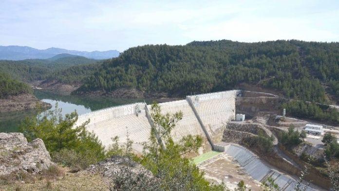 Antalya Naras Barajı'nın Kesin Kabulü Yapıldı