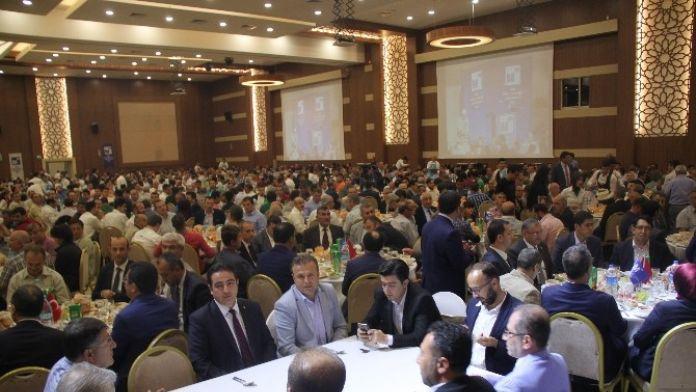 Konya SMMMO'da Geleneksel İftar Programı