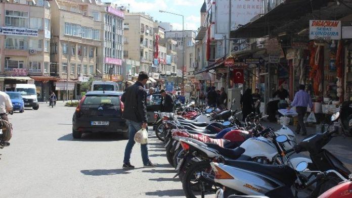 Kilis'te, Araçların Yüzde 51'i Motosiklet