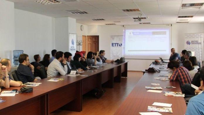 Erciyes Teknopark'ta Cost Projesi Yazma Eğitimi Düzenlendi