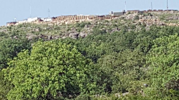 PKK Yine Boş Durmadı Bu Seferde Askeri Üs Bölgesine Saldırdı
