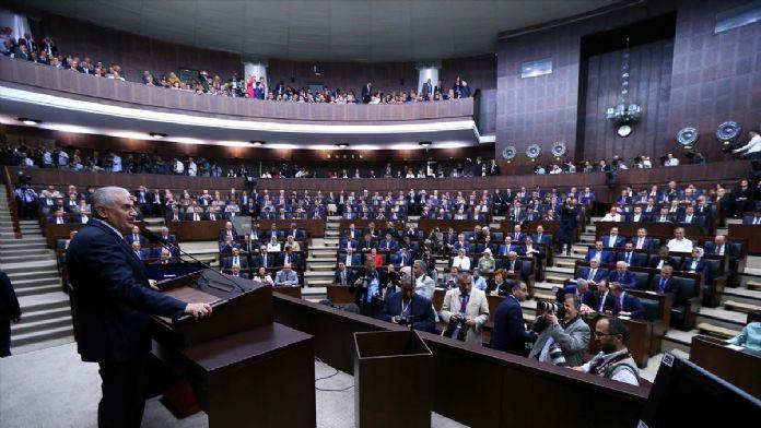 AK Parti TBMM Grup Toplantısı (1)
