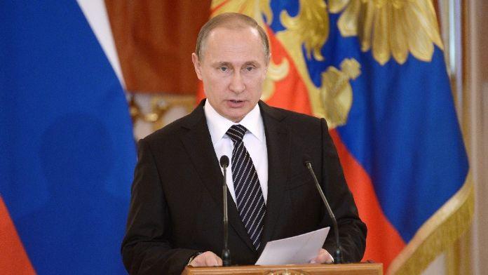 Putin'den Obama'ya taziye mesajı