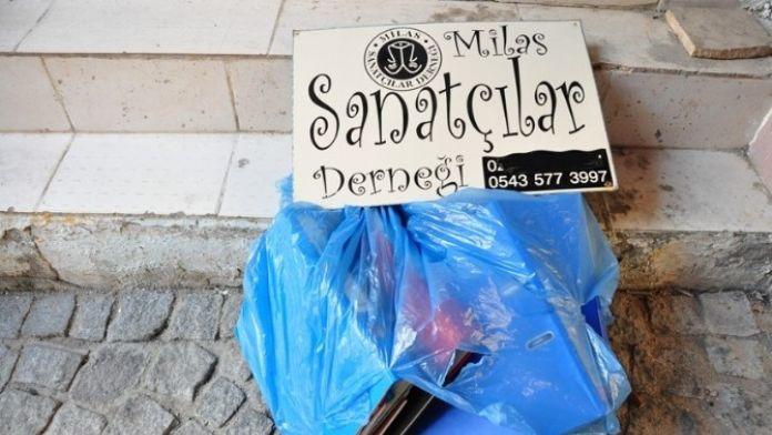 Milas'ta Bina Devri Tartışması Devam Ediyor