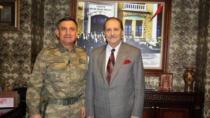 SESOB Başkanı Köksal, Jandarma Teşkilatı'nın Kuruluş Yıl Dönümünü Kutladı