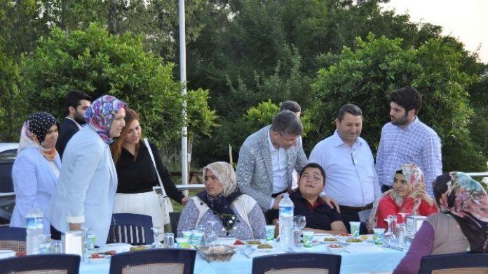 AK Parti'den Şehit Aileleri Ve Gazilere İftar