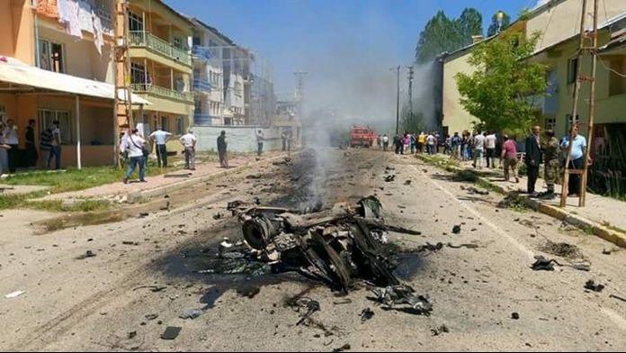 İşte bombalı saldırının detayları