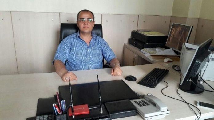 Alaçam PTT Müdürlüğü'ne Hızır Uz Atandı