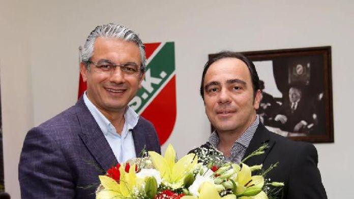 Belediye Başkanı Akpınar, Karşıyaka Kulübü'nü ziyaret etti