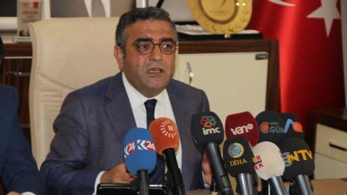 CHP'li Tanrıkulu: 'Siyasetin Görevi Şehit Cenazeleri Ve Cezaevlerine Odaklanmak Değildir'