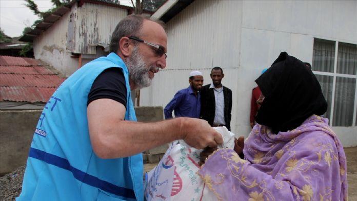 TDV'den Etiyopya'ya ramazan yardımı