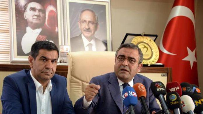 CHP'li Tanrıkulu'ndan Bakan Bozdağ'a: Açıklamazsan müfterisin, yasancısın