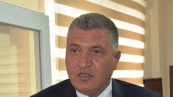 CHP İlçe Başkanı Aslan Yapılması Planlanan Cezaevini Sordu