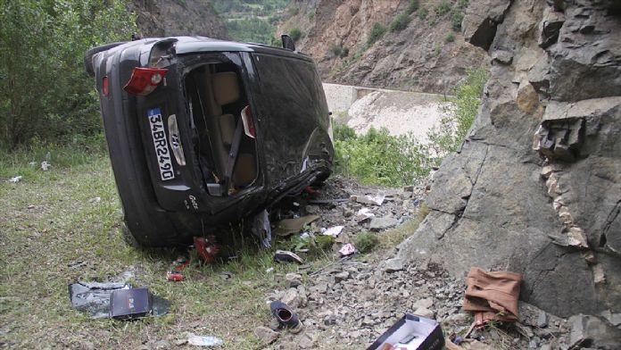 Polis Memuru Trafik Kazasında Yaşamını Yitirdi