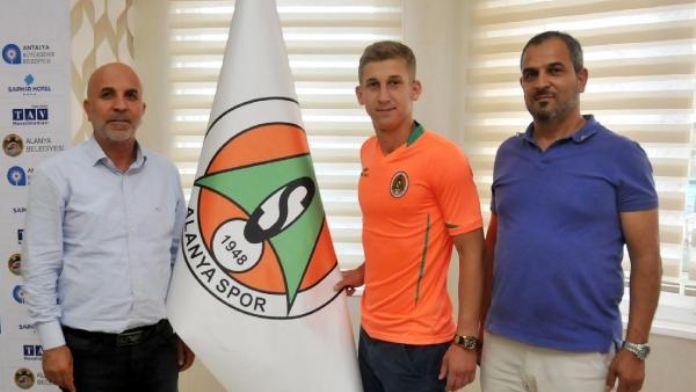 Alanyaspor, Ukraynalı Kaplienko'yu transfer etti