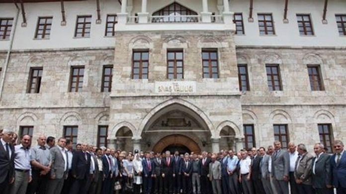 Sivas Valisi Gül'e Ziyaretler Sürüyor