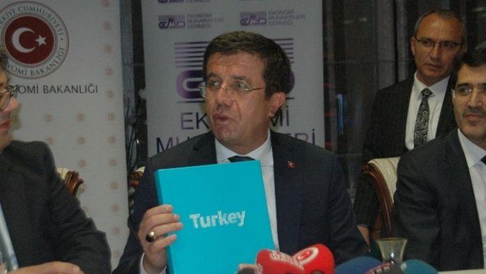 Bakan Nihat Zeybekci: 'Türkiye İlla Ki Büyümesi İçin Gerekli Olan Parayı, Borçlanarak Sağlamak Zorunda Değil'