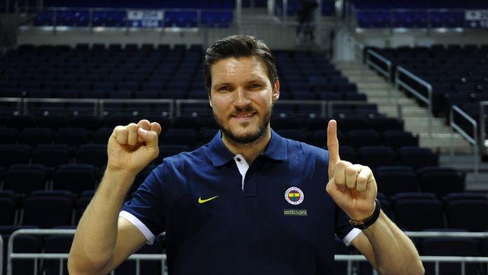 'Fenerbahçe'de oynamak bir ayrıcalık'