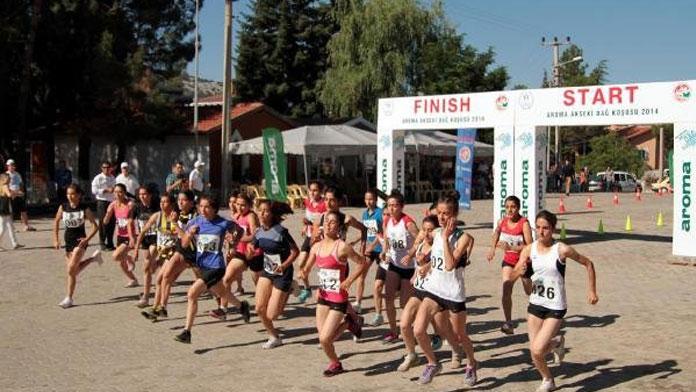Atletler Toroslar'da koşacak