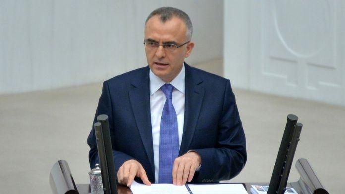 Maliye Bakanı bütçe rakamlarını değerlendirdi