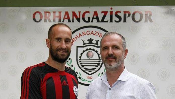Orhangazispor, Okan Karabulut ile 2 yıllık sözleşme imzaladı