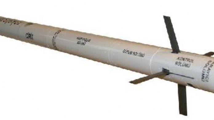 Roketsan'ın Cirit füzesi Airbus helikopterlerinde kullanılacak