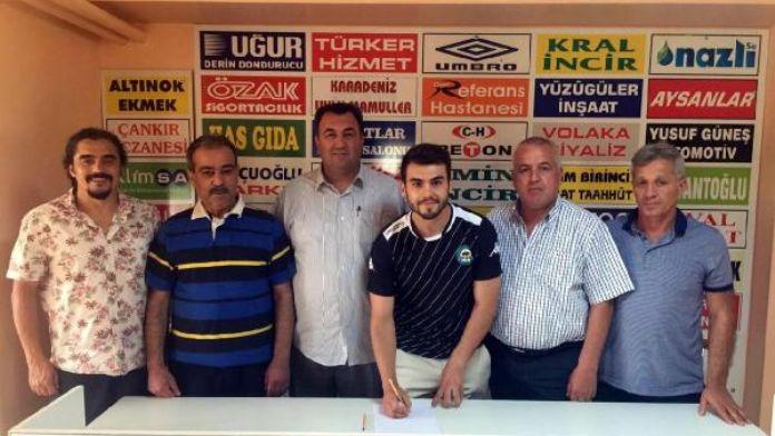 Nazilli Belediyespor'da dış transferde 2 imza