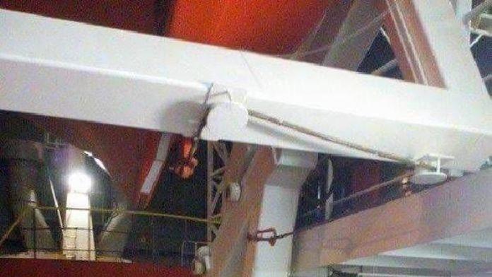 Kaptanın sır ölümü ! 4 gün sonra cesedi bulundu