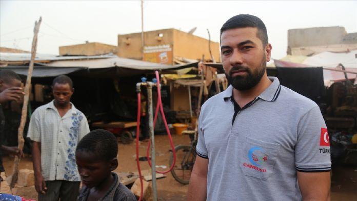 Nijer'de içme suyu sıkıntısı