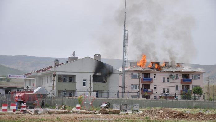 Muş'ta saldırı sonrası hava destekli operasyon