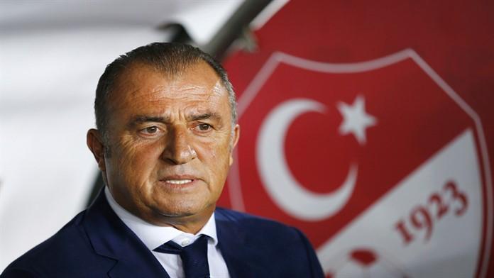 Türkiye Futbol Direktörü Terim: