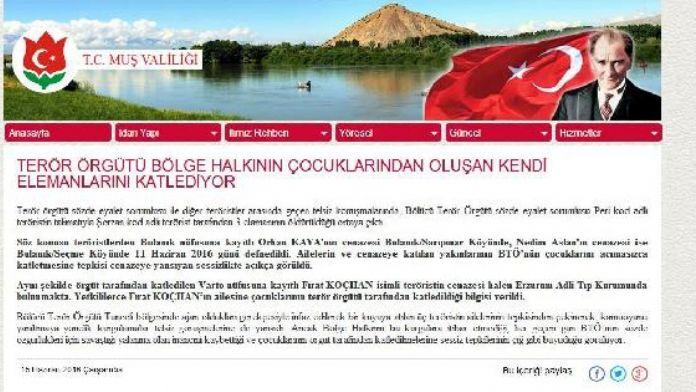 PKK'dan korkunç infaz !