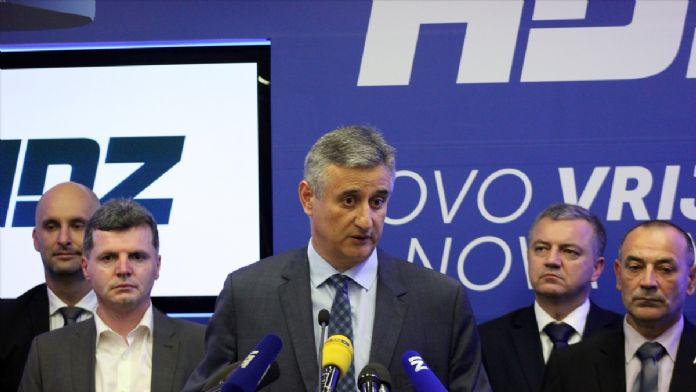 Hırvatistan'daki hükümet krizi