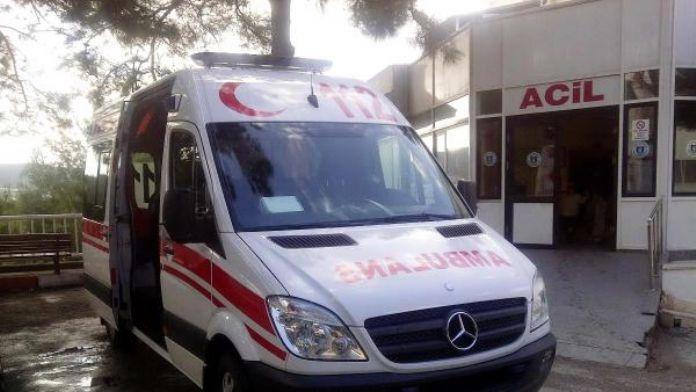 Bodrum'da acil serviste 'menenjit' karantinası