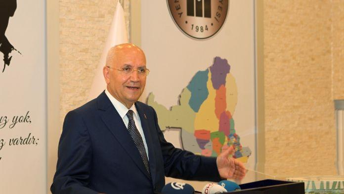 Başkan Yaşar Beştepe'deki görüşmeyi anlattı