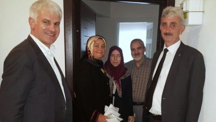 AK Parti Milletvekili Hüseyin Şahin, Yenişehir'de Yapılacak Hastane İçin Tarih Verdi