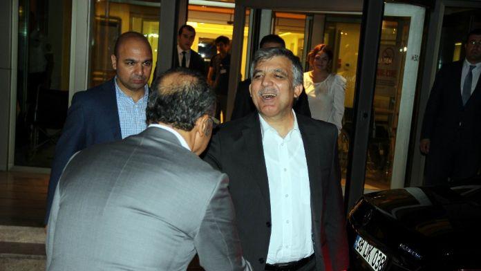 Abdullah Gül'ün babasının sağlık durumu