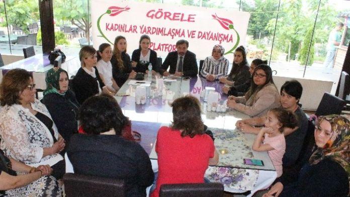 Kadınlar, Yardımlaşma Ve Dayanışma Platformu Kurdu, Başkanı Erkek Oldu