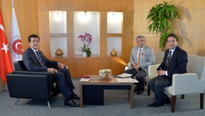 Bakan Zeybekci: 'Krizden Rusya Daha Çok Etkilendi'