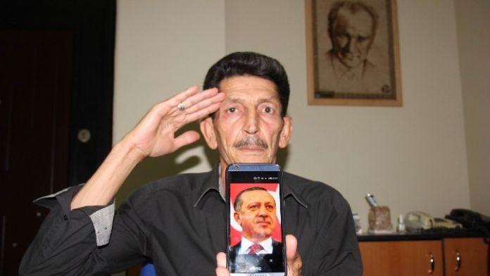 Suriyeli Mülteci, Cumhurbaşkanı Erdoğan'a Olan Sevgisini Şiire Döktü