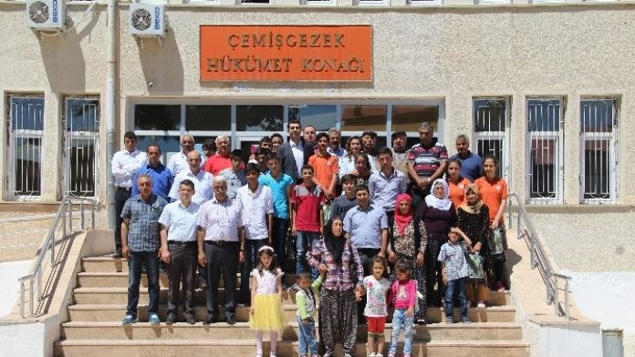 Çemişgezek'in Çalışkan Çocukları Ödüllendirildi