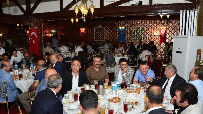 Ankara Büyükşehir Zabıta Personeli İftarda Buluştu