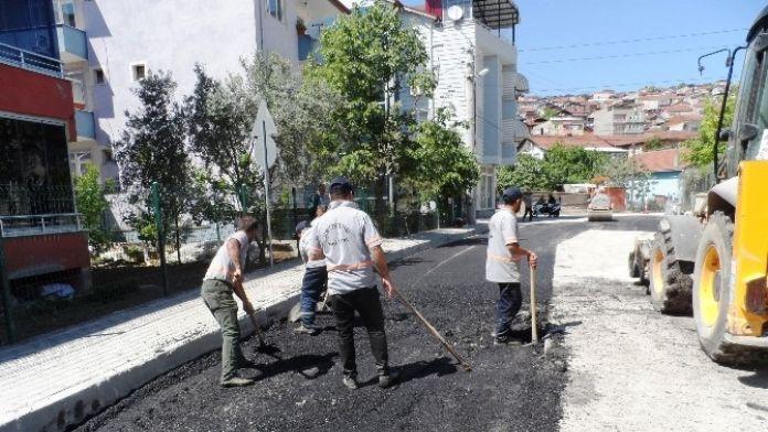 Yenişehir'de Yoğun Çalışma Tüm Hızıyla Devam Ediyor