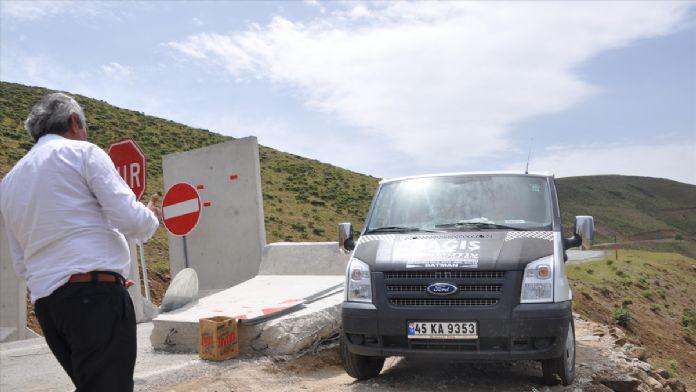 Muş-Kulp-Diyarbakır karayolu ulaşıma kapatıldı