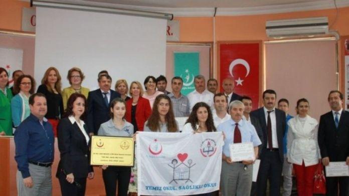 Beyaz Bayrak Ve Beslenme Dostu Okul Ödülleri Sahiplerini Buldu