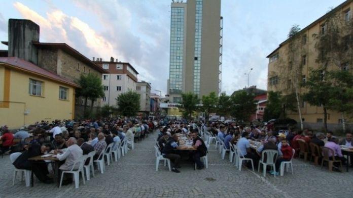 Bayburt, 18 Haziran'da İftarda Hükümet Meydanı'nda Buluşuyor