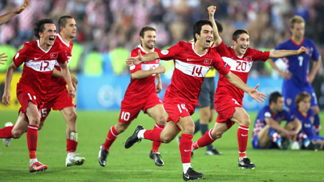 Türkiye-İspanya Maçına Saatler Kaldı