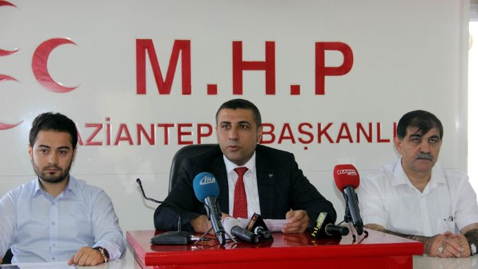 Ümit Özdağ'a seçim bölgesinde şok